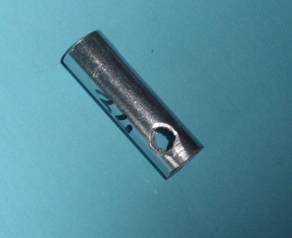 steel tube insert